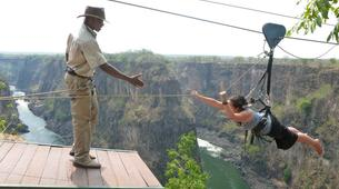 Zip-Lining-Victoria Falls-Flying fox zipline in Victoria Falls-3