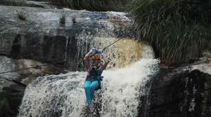 Zip-Lining-Plettenberg Bay-Waterfall zipline tours over the Kruis River-2