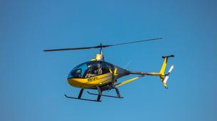 Helicoptère-Annecy-Baptême Hélicoptère au-dessus du Lac d'Annecy-4