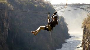 Tyrolienne-Victoria Falls-Ziplining in Victoria Falls-1