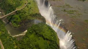Helicopter tours-Victoria Falls-Scenic helicopter ride over the Victoria Falls-6