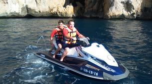 Jet Skiing-Dénia-Guided Jet ski excursions in Denia, Alicante-1