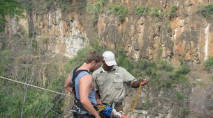 Bungee Jumping-Victoria Falls-Vertigo combo in Victoria Falls-1