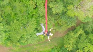 Bungee Jumping-Monteverde-Bungee jumping from 143 metres in Monteverde-3