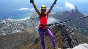 Abseiling-Cape Town-Abseiling down Table Mountain-3