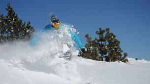 Snowboard Freestyle-Les Angles-Demi-journée Cours Privé de Snowboard Freestyle aux Angles-4