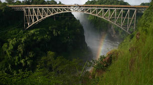 Tyrolienne-Victoria Falls-Ziplining in Victoria Falls-5