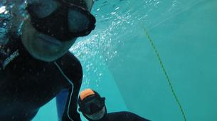 Freediving-Hendaye-PADI Freediving initiation in Hendaye-1
