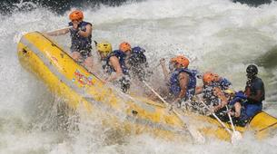 Rafting-Victoria Falls-White water rafting trips in Victoria Falls-3