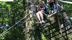 Bungee Jumping-Monteverde-Tarzan jump from 143 metres in Monteverde-3