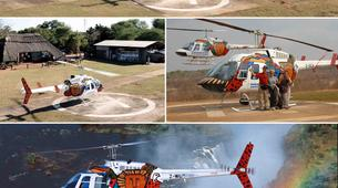 Helicopter tours-Victoria Falls-Scenic helicopter ride over the Victoria Falls-3