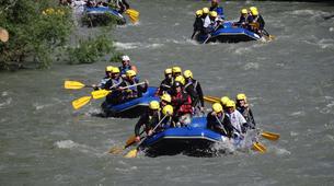 Rafting-La Plagne, Paradiski-Rafting down the Isere, La Plagne-1