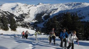 Snowshoeing-Morzine, Portes du Soleil-Snowshoeing excursion in Morzine, Portes du Soleil-1