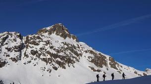 Raquette à Neige-Cauterets-Week-end Raquettes au Pic de la Cardinquère, près de Cauteret-3