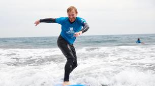 Surfing-Maspalomas, Gran Canaria-Group surfing courses in Maspalomas, Gran Canaria-6