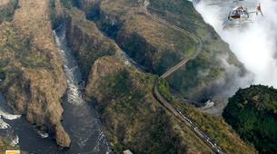Helicopter tours-Victoria Falls-Scenic helicopter ride over the Victoria Falls-1