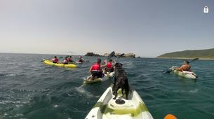 Sea Kayaking-Tarifa-Sea kayaking excursion in Tarifa-1
