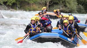 Rafting-La Plagne, Paradiski-Rafting down the Isere, La Plagne-3