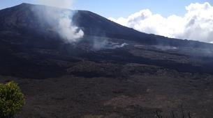 Hiking / Trekking-Piton de la Fournaise-Hiking up Piton de la Fournaise in Reunion Island-6