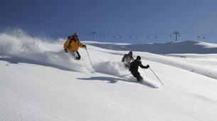 Ski Hors-piste-Val d'Isère, Espace Killy-Ski Hors-piste à Val d'isère, Espace Killy-1