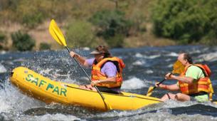 Kayaking-Victoria Falls-Canoeing trips in on the Upper Zambezi-6