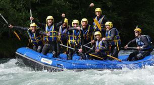 Rafting-La Plagne, Paradiski-Rafting down the Isere, La Plagne-6