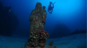 Plongée sous-marine-Costa Adeje, Tenerife-Adventure dives in Costa Adeje, Tenerife-6