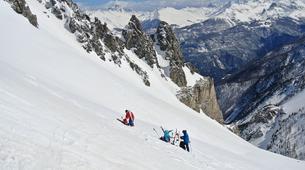 Ski Hors-piste-Val d'Isère, Espace Killy-Ski Hors-piste à Val d'isère, Espace Killy-10