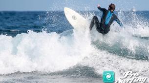 Surfing-Maspalomas, Gran Canaria-Group surfing courses in Maspalomas, Gran Canaria-2