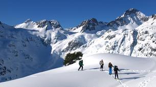 Raquette à Neige-Cauterets-Week-end Raquettes au Pic de la Cardinquère, près de Cauteret-1