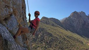 Rock climbing-Langeberg-Rock climbing lessons in Montagu, Langeberg-1