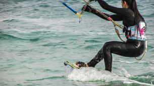 Kitesurfing-Hyeres-Semi-private kitesurfing lessons in Hyeres-5
