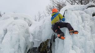 Ice Climbing-Bessans, Haute Maurienne-Ice climbing in Bessans-1