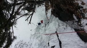 Ice Climbing-Bielsa-Icefall climbing in Northern Bielsa, Spanish Pyrenees-3