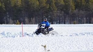 Snowmobile-Hardangervidda National Park-Snowmobile circuits in Dagali, Geilo-6