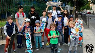 Skateboarding-Paris-Skateboarding course in Paris-3