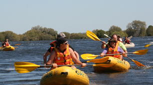 Kayaking-Victoria Falls-Full day canoeing excursion on the Upper Zambezi-2