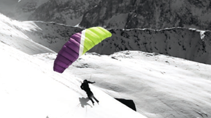 Speedriding-Val d'Isère, Espace Killy-Formation de Perfectionnement Speedriding à Val d'Isère-5