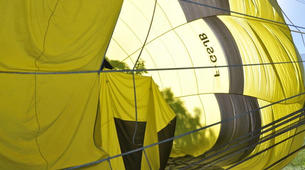 Hot Air Ballooning-Annecy-Hot air balloon flight over Annecy-8