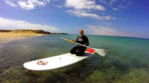 Stand up Paddle-Playa Blanca, Lanzarote-Stand Up Paddle excursions in Playa Blanca, Lanzarote-1