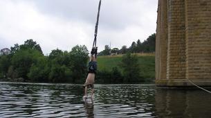 Bungee Jumping-Vienne-Saut à l'Elastique au Viaduc de l'Isle Jourdain près de Poitiers (47 mètres)-1