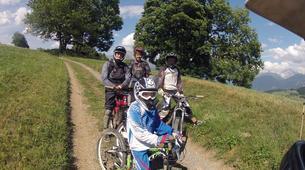 Vélo de Descente-Megève, Evasion Mont Blanc-Cours de VTT à Megève-2
