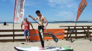 Stand up Paddle-Porto-Private SUP lessons and courses in Matosinhos, Porto-3