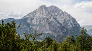 Hiking / Trekking-Spanish Catalan Pyrenees-Trekking to the Pedraforca peak in the Spanish Catalan Pyrenees-1