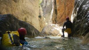 Canyoning-Sierra de Guara-Canyoning at Peonera Gorge in Sierra de Guara-8
