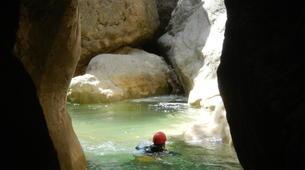 Canyoning-Sierra de Guara-Séjour Découverte de Canyoning en Sierra de Guara-3