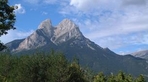 Hiking / Trekking-Spanish Catalan Pyrenees-Trekking to the Pedraforca peak in the Spanish Catalan Pyrenees-4