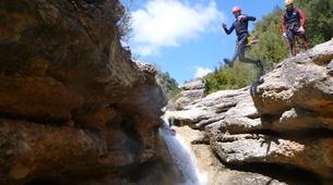 Canyoning-Sierra de Guara-Séjour Découverte de Canyoning en Sierra de Guara-5