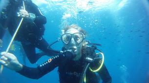 Plongée sous-marine-Antibes-Baptême de Plongée à Antibes-6