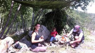 Stage de Survie-Font Romeu-Stage de Survie Bushcraft à Angoustrine-Villeneuve-des-Escaldes, près de Font-Romeu-4